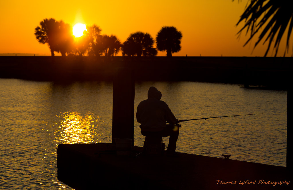 Morning Fisherman