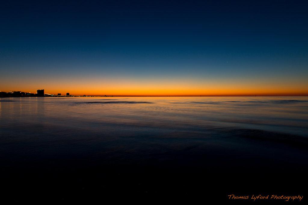 Biloxi Sunrise